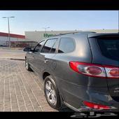 سياره سنتافي للبيع 2012