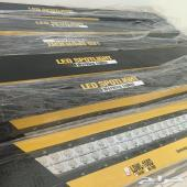 كشافات LED BAR 288w تم تنزيل الحد