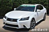 للبيع 2013 Lexus GS-F 350 لؤلؤي بسعر مغري