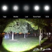 كشافات ( تريك )LED بقوة 2300 شمعة ( المطور )