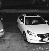 هوندا اكووود 2012 للتنازل بدون مقابل