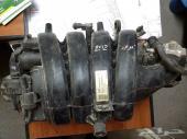 Throttle Bodyfuel injector. inlet manifold