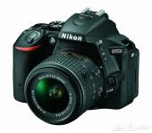 لقطة كاميرا نيكون إحترافية D5500 شاشة لمس