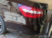 صدام وشبك مرسيدس E300 AMG Kit