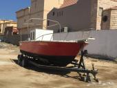 قارب أمريكي الصنع مقاس 8 متر طول قارب أمريكي