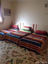 للبيع غرفة نوم أطفال بكامل اغراضها