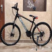 دراجة هوائية على التصفية ب580 ريال فقط