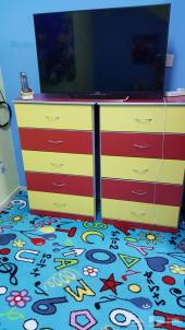 غرفة نوم أطفال 2 نظيف استخدام قليل