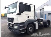 للبيع   شاحنة مان TGS 18400 موديل  2009