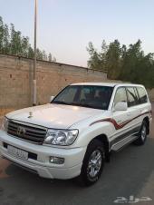 لاندكروزر 2007 سعودي قير عادي