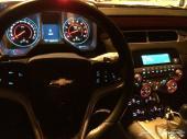 CAMARO SS2 2012 V8 6.2 كمارو احمر