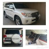 للبيع لاند كروزر VXR 2012 بحريني