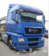 شاحنة مان TGx 18400 موديل 2009