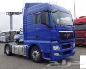 شاحنة مان TGx 18440 موديل 2009