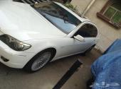 BMW  730 LI  نظيف بجده موديل 2008 للبيع