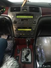 لكزس es300 للبيع موديل 2002 نظيف جدا جدا