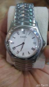 ساعة ايبل سويسرية EBEL