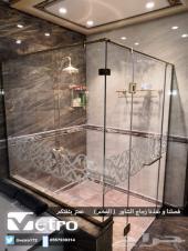 زجاج سيكوريت الشاور الدش - مرايا glass shower