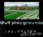 عشب صناعي مميز