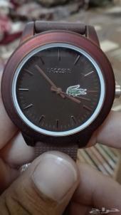 ساعة لاكوست وجوال نوكيا 72E