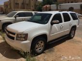 تاهو أبيض قصير 2008 سعودي الجميح للبيع