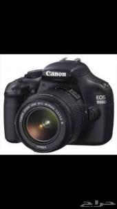 كاميرا كانون 1100 d للبيع