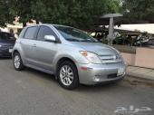 سيارة شبابية تويوتا XA للبيع  لشوارع جدة الضيقة والمزدحمة