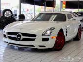 2012 مرسيدس SLS AMG