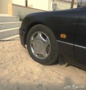 لكزس 1996 LS400 سعودي للبيع او البدل