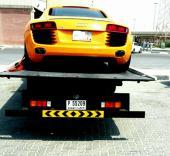 سطحة الوسيم لنقل وقطر سيارات والمركبات من السعودية والامارات