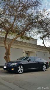 للبيع لكزس LS 460 L لارج سعودي نظيف موديل2011