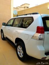 للبيع برادو سعودي 2013