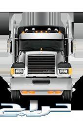راس شاحنة مع سطحة تعمل بعقد للبدل بجيب لكزز