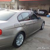 BMW 323i brown color 2011