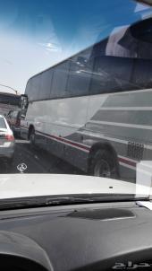 باصات مرسيدس 50راكب للإيجار خلال موسم الحج