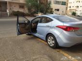 سيارة النترا للبيع موديل 2014 مفحوصة