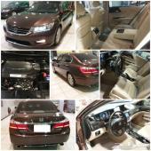 للبيع هوندا أكورد 6 سلندر HONDA ACCORD V6 201