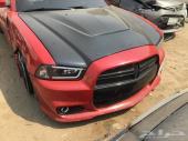 Dodge Charger srt8 2012مصدومة