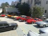 سيارات كلاسيك تراثية من كل الانواع