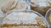 عسل الضهيان القرصان والصافي عليه تخفيض وعرض من ديار ميسان جنوب الطايف قطفه اليوم