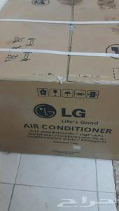 مكيف شباك جديد LG - للبيع