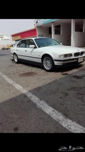 740IL BMW قمة النظافة ماشاءالله