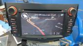 للبيع شاشة تويوتا راف4  أندرويدGPS مع التركيب