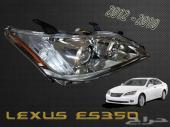 شمعة (شمعات) لكزس ES350 موديل 2010-2012