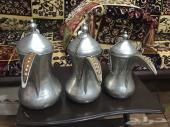 للبيع دلال طقم ثلاث حبات بغدادي اصلي