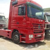 رأس شاحنة 2004 مرسيدس