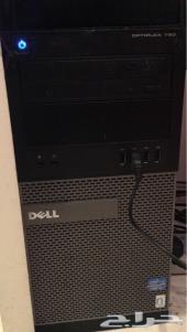 كمبيوتر مكتبي ديل للبيع