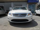 2011 فورد تورس SEL 3.5L V6 لون ابيض للبيع