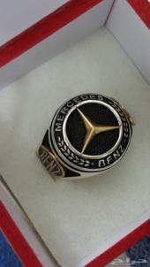 خاتم و ساعة مرسيدس بنز Mercedes benz