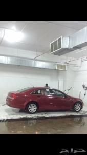 للبيع كابرس احمر 2012 LS ماشي 140
